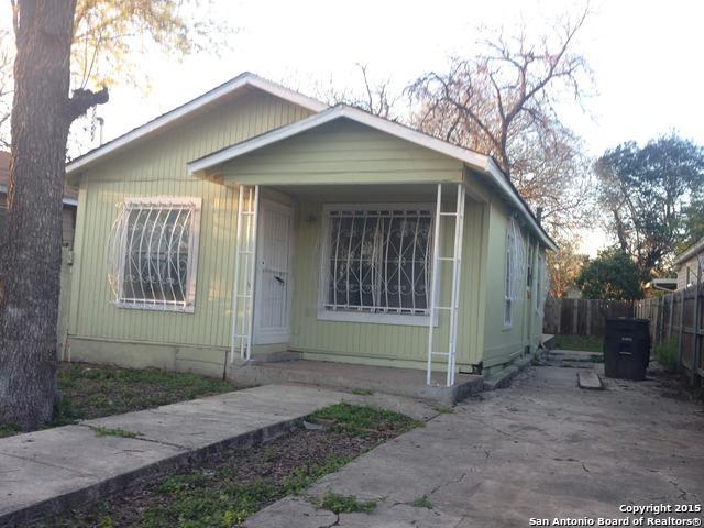 2435 Potosi St, San Antonio TX 78207