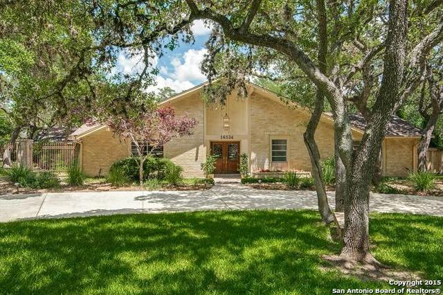 16534 Hidden View St, San Antonio, TX