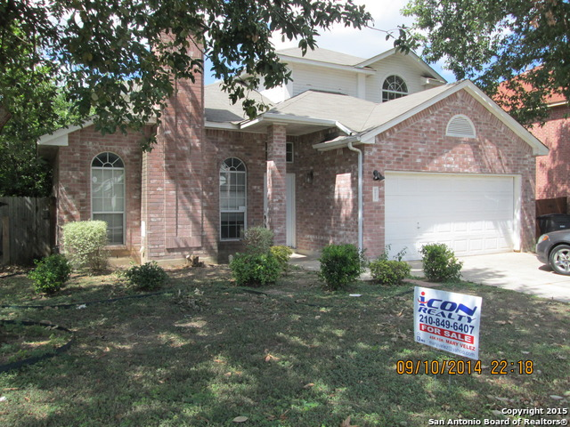 5807 Spring Crown, San Antonio, TX