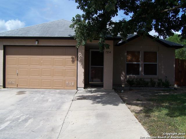 7254 Artisan Ln, San Antonio, TX