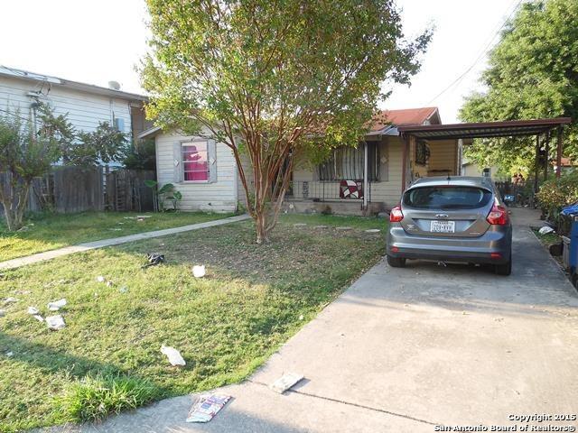 414 W Academy St, San Antonio TX 78226