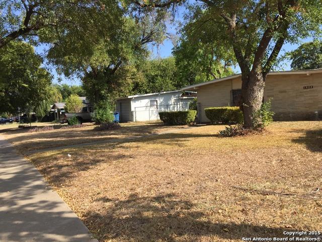 1822 Parnell Ave, San Antonio, TX