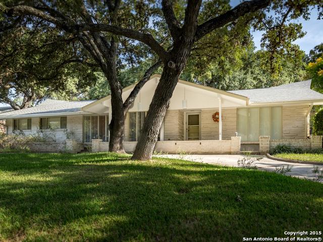 1415 Grey Oak Dr, San Antonio, TX