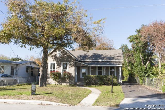 1935 W Ashby, San Antonio, TX