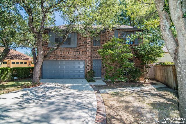2430 Vibrant Oak, San Antonio, TX