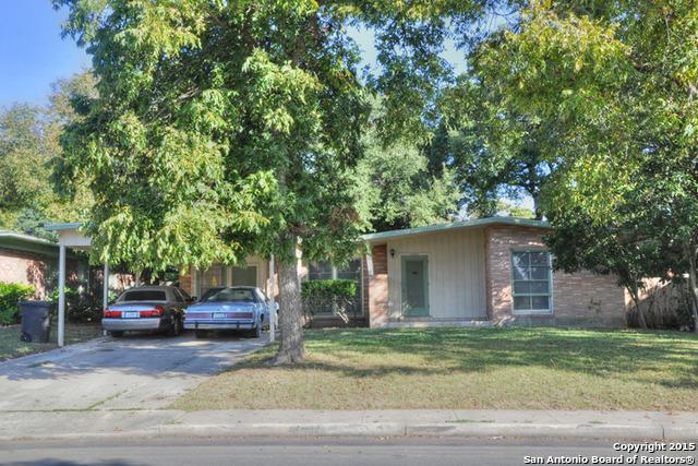 1211 Arroya Vista Dr, San Antonio, TX