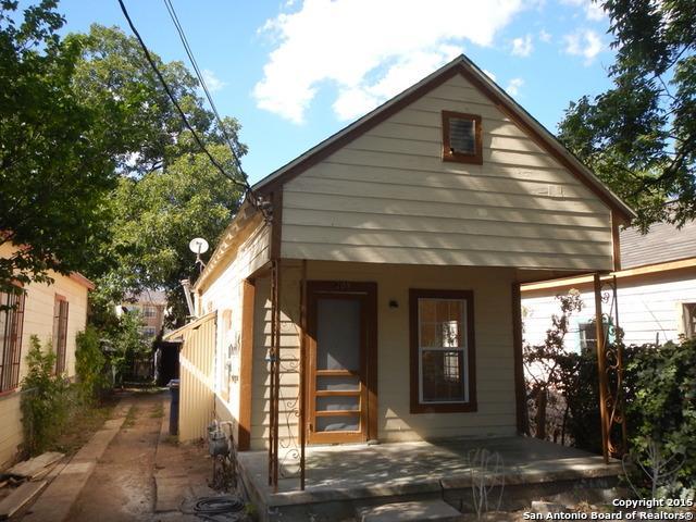 209 Pendleton Ave, San Antonio TX 78204