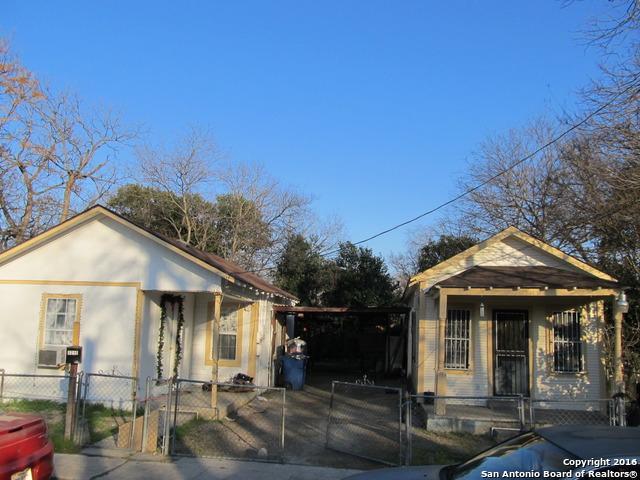 1208 N Calaveras St, San Antonio TX 78207