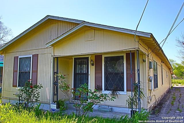 5418 San Fernando St, San Antonio TX 78237
