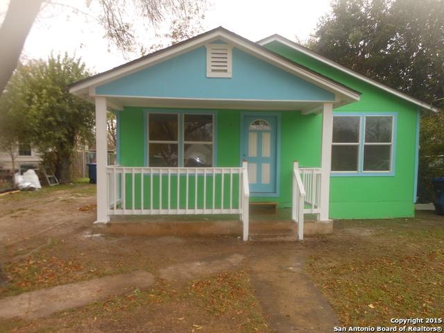 415 Briggs St, San Antonio, TX