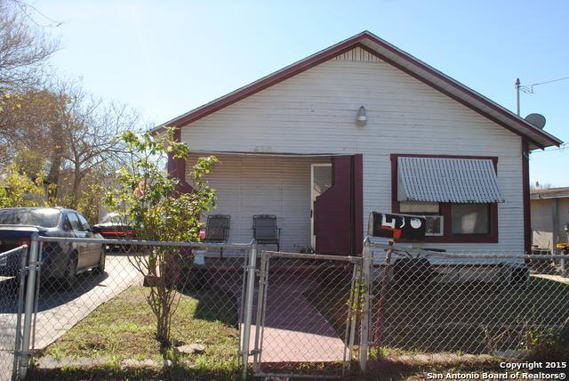 430 Gould St, San Antonio TX 78207
