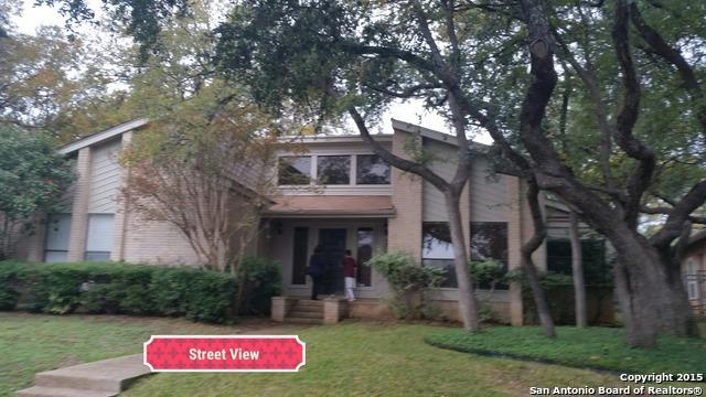 13331 Vista Bonita, San Antonio TX 78216
