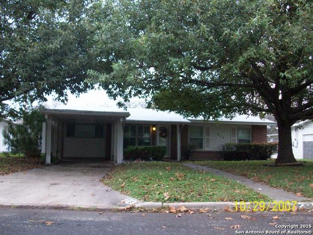 215 N Guilford Dr, San Antonio, TX