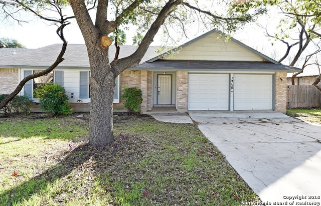 12138 Apricot Dr, San Antonio, TX