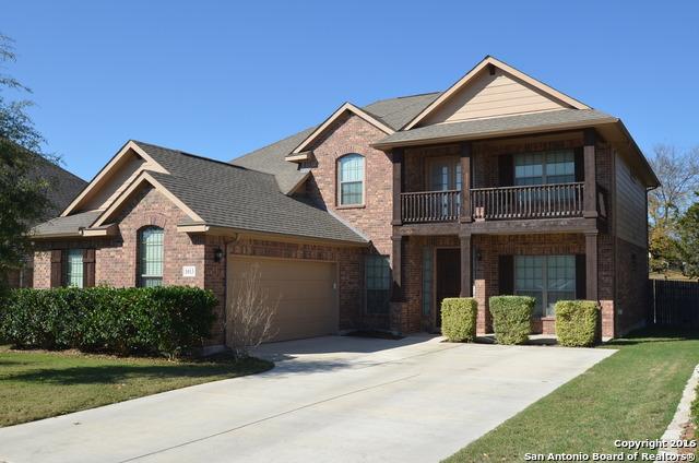 1013 Oak Park, Schertz TX 78154