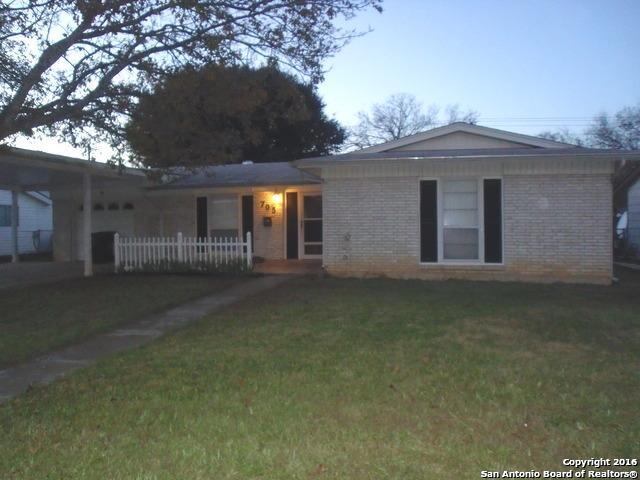 705 Brooks Ave, Schertz TX 78154