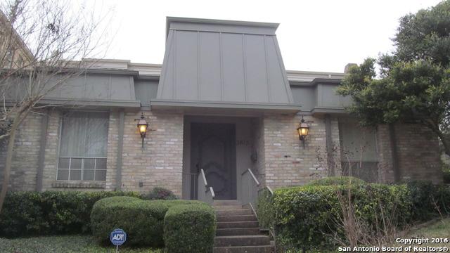 3813 E Songbird Ln, San Antonio, TX