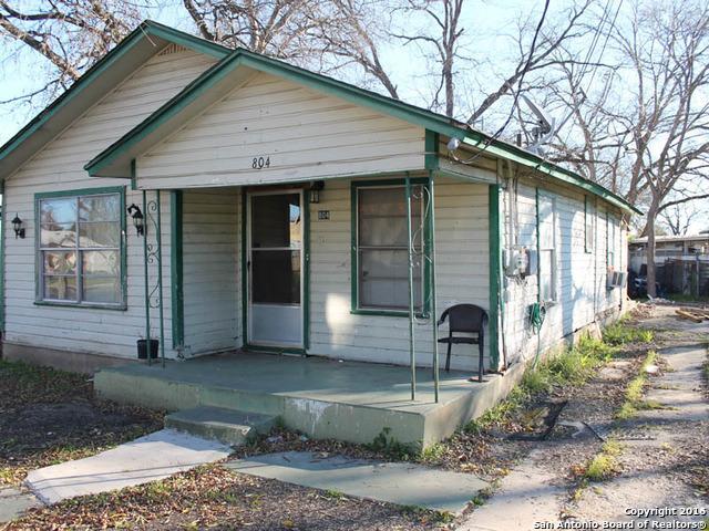 804 S San Eduardo Ave, San Antonio TX 78237