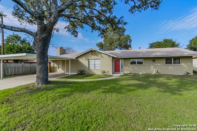 2711 Chisholm Trl, San Antonio, TX