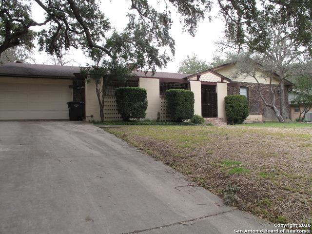 2839 Deer Ledge St, San Antonio, TX