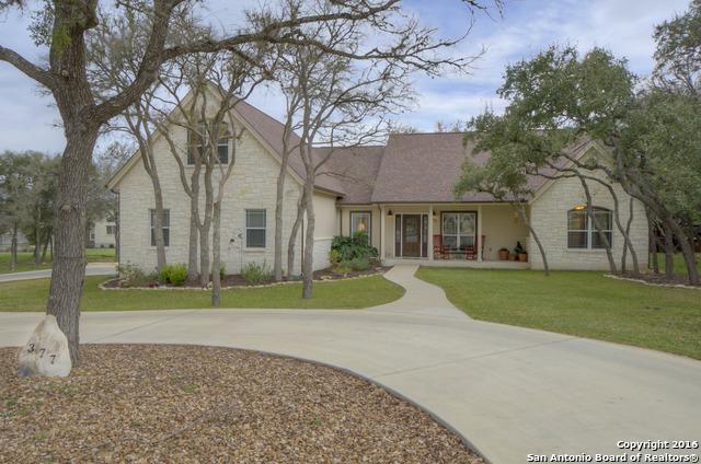 377 Pinnacle Pkwy, New Braunfels TX 78132