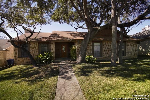 11215 Woodridge Blf, San Antonio, TX