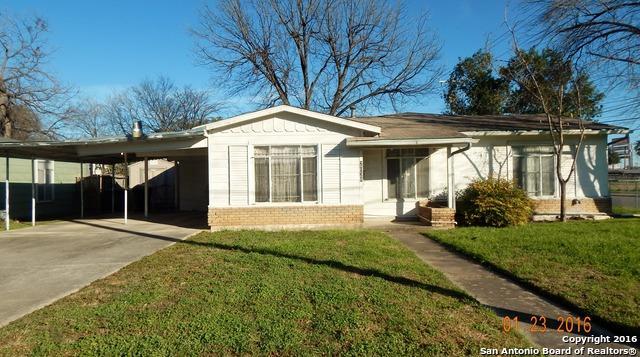 2038 Keck Ave, San Antonio TX 78207