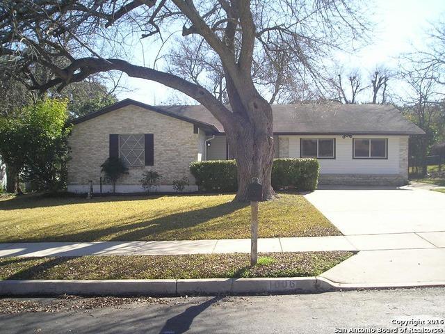 1006 Mount Capote St, San Antonio TX 78213
