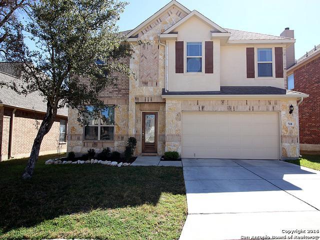 518 Blue Spgs, San Antonio TX 78260