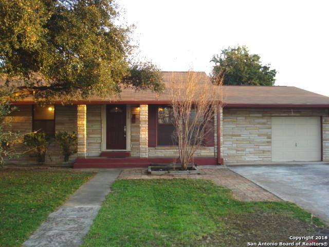 310 Winburn Ave, Schertz TX 78154