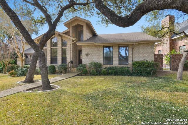 15735 Deer Crst, San Antonio TX 78248