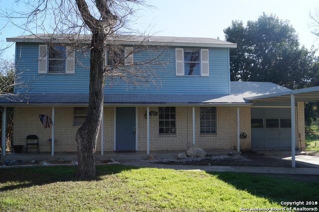 3211 Leewood Dr, San Antonio TX 78230