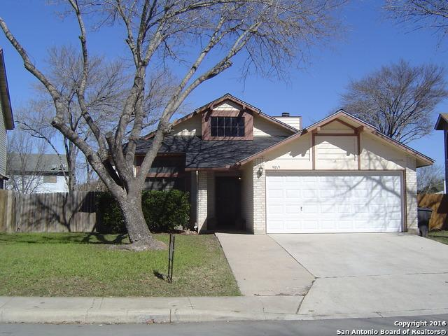 9019 Deer Park, San Antonio TX 78251