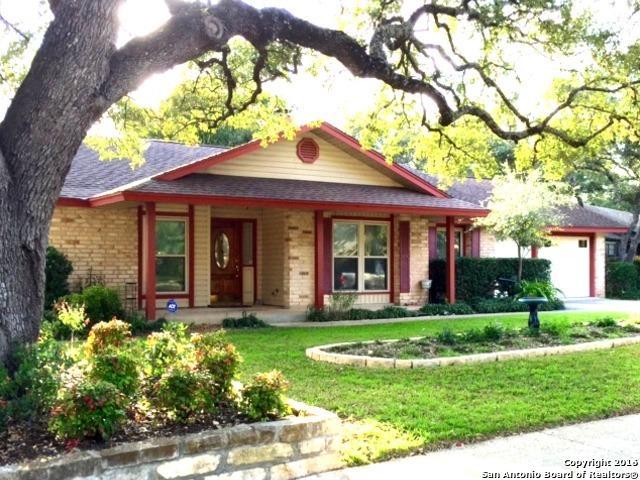 14430 Vantage Hill Dr, San Antonio TX 78231