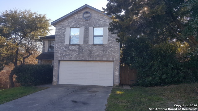 15719 Persimmon Hill Dr, San Antonio, TX