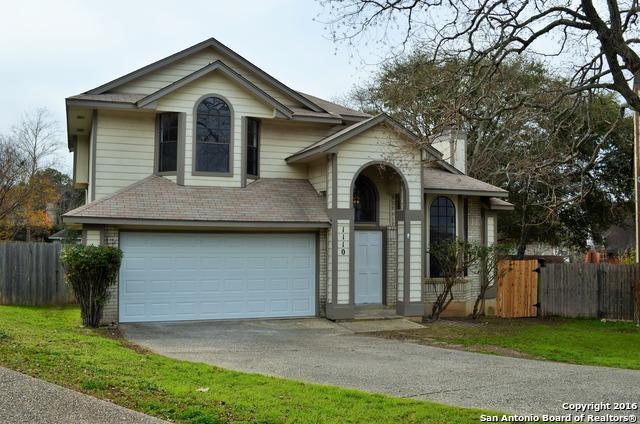 1110 Oak Path, San Antonio TX 78258