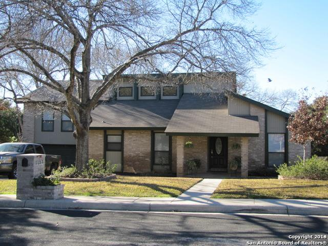 1123 Custer Pass St, San Antonio TX 78232