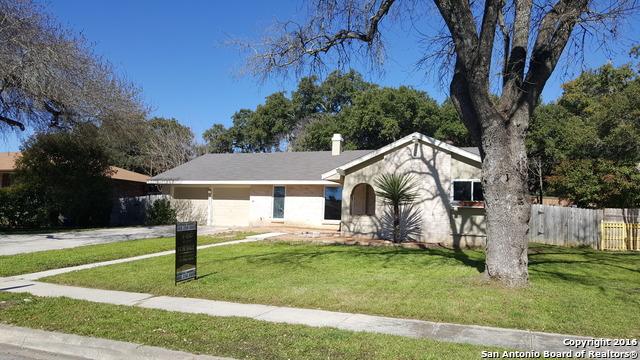 9607 Tioga Dr, San Antonio, TX