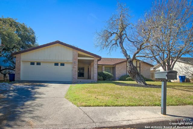 14015 Cedar Ml, San Antonio TX 78231
