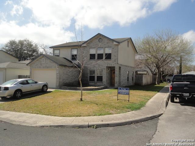 15527 Cross Vine, San Antonio, TX