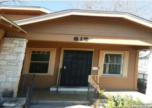 819 N Hamilton St San Antonio, TX 78207
