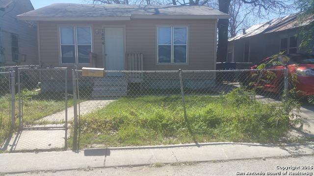 1604 Montezuma St San Antonio, TX 78207