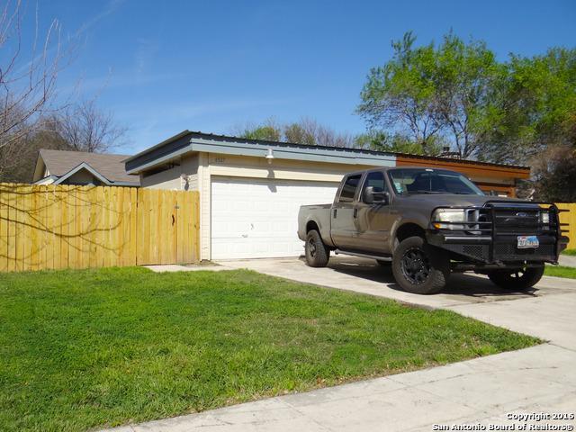 6927 Ashbrook, San Antonio, TX