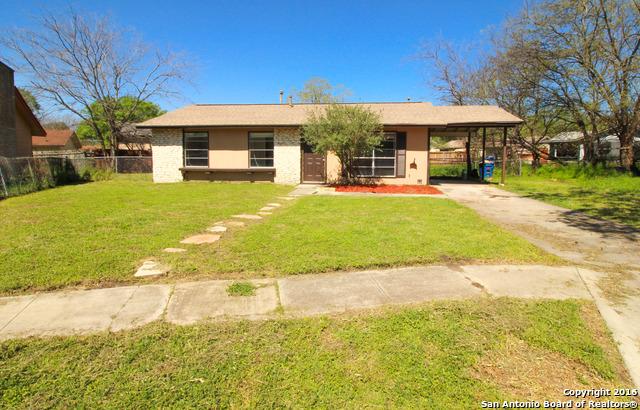 7659 Glen Shire, San Antonio, TX