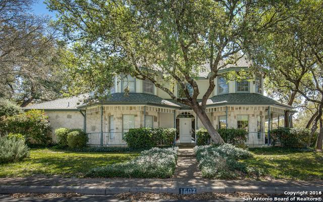 1507 Fox Hvn, San Antonio, TX