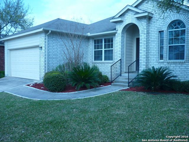 11046 Wilson Oaks, San Antonio, TX