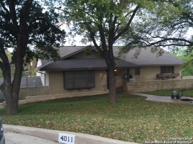 4011 Fawnridge Dr, San Antonio, TX