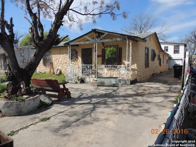 2203 Barney Ave, San Antonio TX 78237
