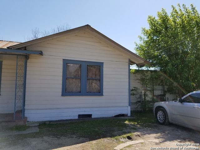 1226 W Kirk Pl, San Antonio TX 78226