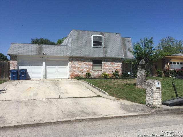 4807 Bill Anders Dr, San Antonio, TX